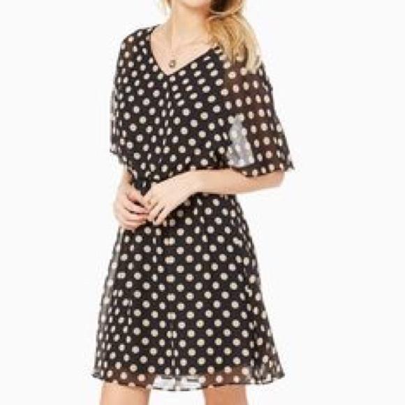 71350bbd9fe2 Charming Charlie Dresses   Nwt Polka Dot Dress   Poshmark